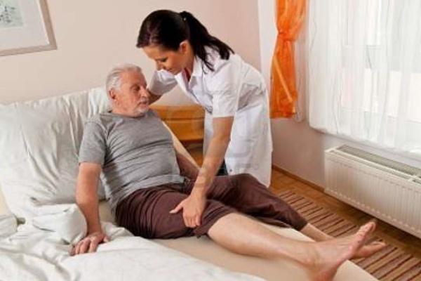 masaje ancianos